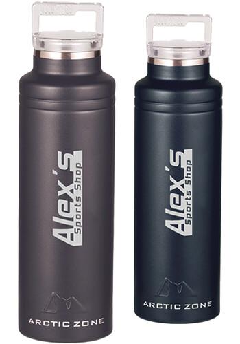 20 oz Arctic Zone Titan Thermal HP Copper Bottle   LE162622