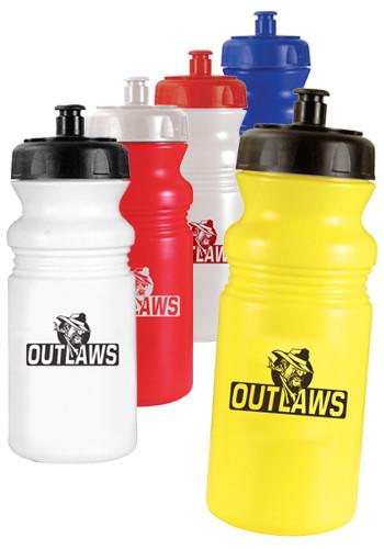 20 oz. Cycle Bottles with Push Top | AK67020