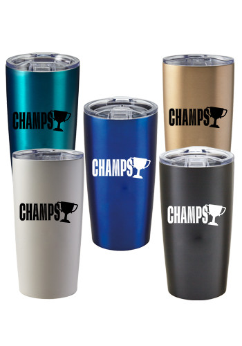 Custom 20 oz. Everest Stainless Steel Insulated Tumblers