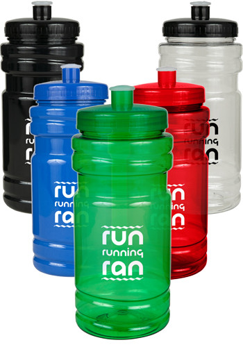 Water Bottles with Push Pull Lid