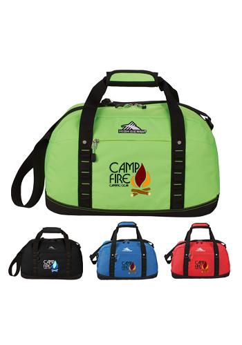 21.5 Inch High Sierra Free Throw Duffle Bags | LE805255