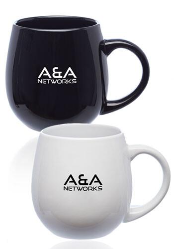 22 oz. Buddha Round Custom Coffee Mugs   5015