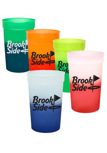 22 oz. Mood Stadium Cups   AK71122
