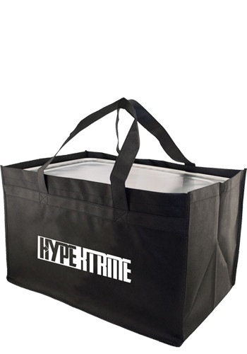 22 x 13 Catering Tote Bags | PS2CFT2213BLK