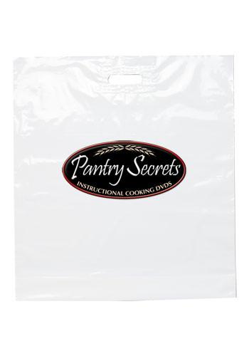 Die Cut Handle Plastic Bags | BM21WFS2224