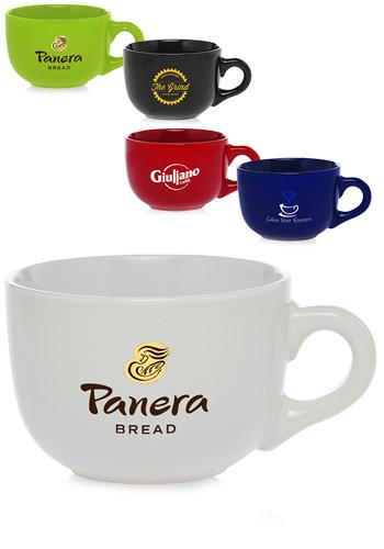 Large Cappuccino Soup Mugs