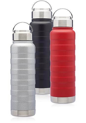 24 oz. Jupiter Barrel Water Bottles with Handle   WB331