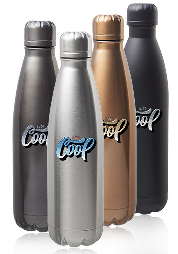 Cola Shaped Water Bottles