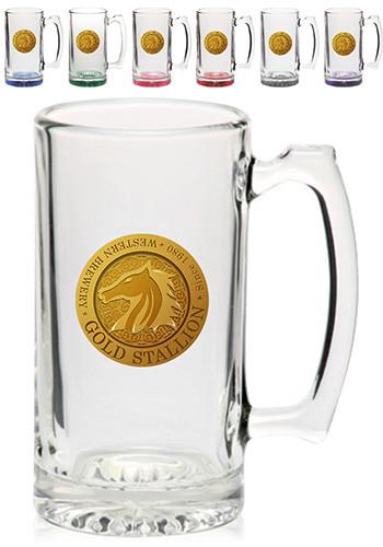 Glass Beer Mugs