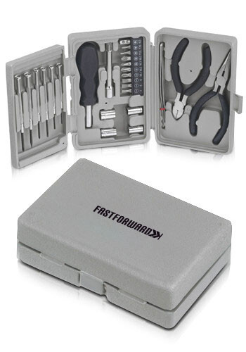 Wholesale 26-Piece Deluxe Tool Kits