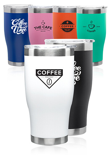 28 oz. Challenger Stainless Steel Tumblers | TMP362