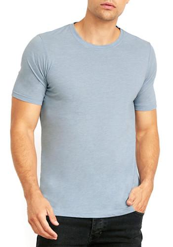 Next Level Mens Poly/Cotton Tee Shirts   NL6200