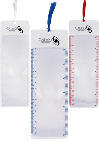 Personalized 3-in-one Bookmark Magnifier
