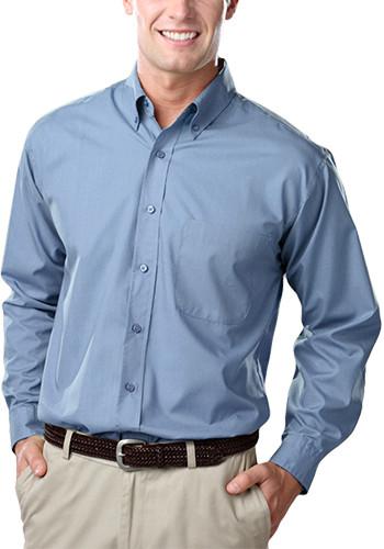 Blue Generation Long Sleeve Poplin Dress Shirts   BGEN7210
