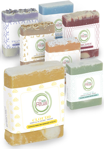 Oil Infused Bar Soaps
