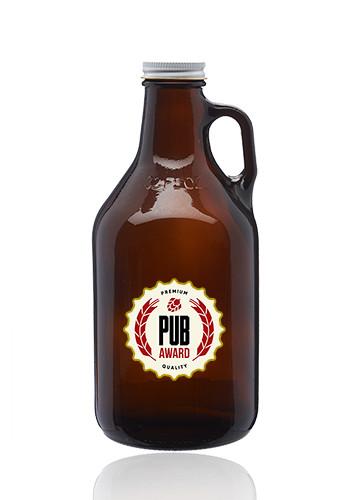 Custom Beer Growlers