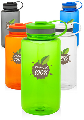 Wide Mouth Water Bottles
