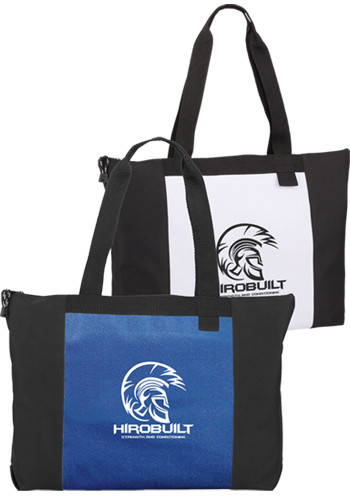 Excel Sport Zippered Meeting Tote Bags | LE820037