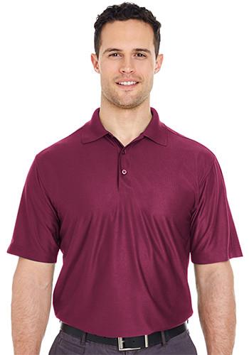 UltraClub Mens Performance Polo Shirts | 8415