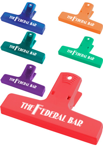 Promotional 4 in. Keep-It Clips