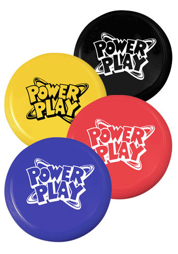Wholesale 4 in. Plastoc Flying Discs