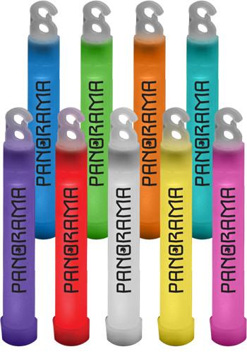 Customized 4 in. Premium Plastic Glow Sticks