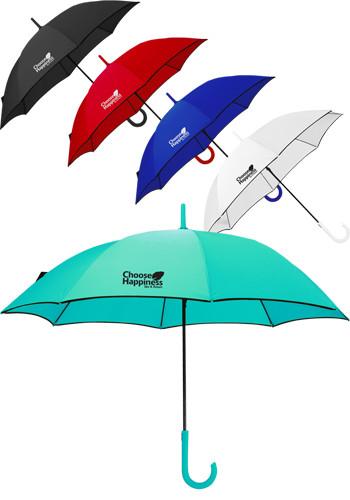 46 Inch Auto Open Colorized Fashion Umbrellas   SM9577