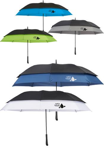 46 to 58 Inch Expanding Auto Open Umbrellas | LE205087