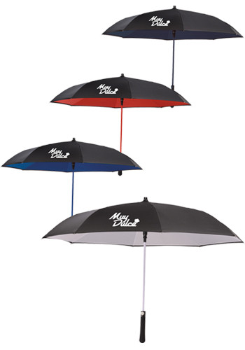 48 Inch Auto Open Inversion Umbrella | LE205071