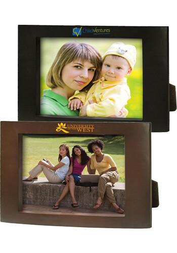 Custom 4W x 6H inch Faux Wood Frames