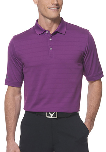 Callaway Opti-Vent Polo Shirts | CGM451