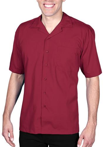 Blue Generation Men's Poplin Camp Shirts | BGEN3100