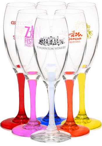 5.75 oz. Libbey Champagne Glasses | 3996