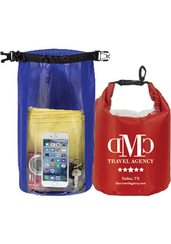 Customized 5 Liter Navagio Water Resistant Dry Bags