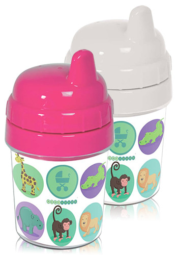 Non Spill Baby Cups