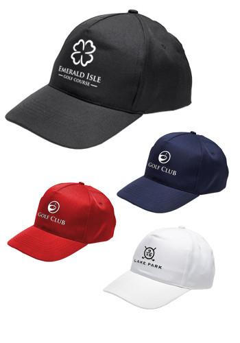 Polyester Baseball Caps