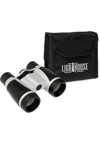 Custom 5 x 30 Binoculars with Case