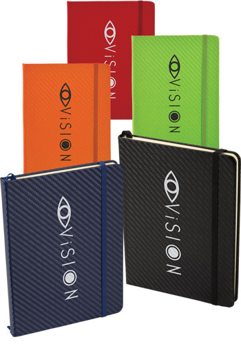 Bulk 5 x 7 Inch Carbon Bound Notebooks
