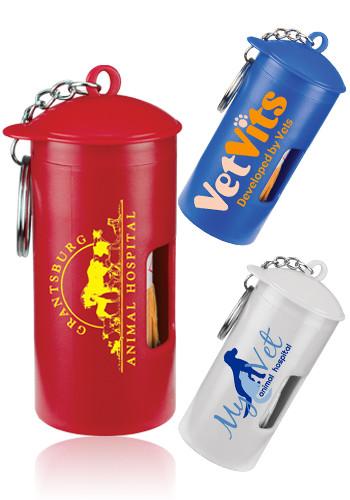 Promotional Pick It Up Pooch Bag Dispensers