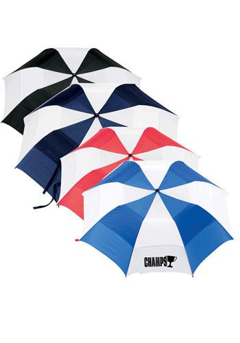 Promotional 58-in. Vented Folding Golf Umbrellas