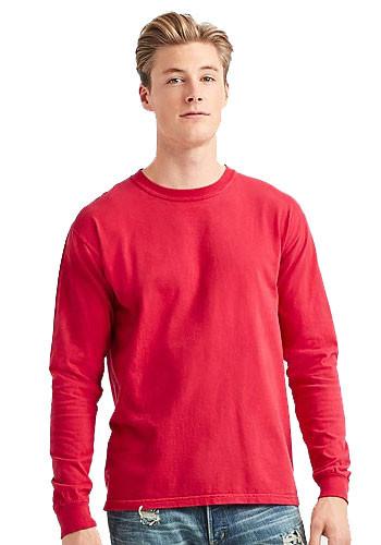 Comfort Colors Long Sleeve Tees   CC6014