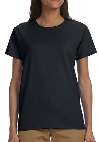 Gildan Ultra Cotton Ladies T-shirts