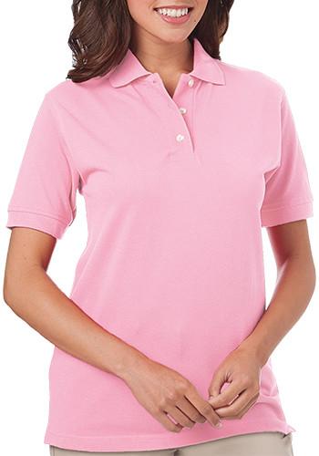 Blue Generation Ladies Egyptian Cotton Polo Shirts | BGEN6201