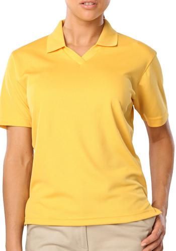 Blue Generation Superblend V-Neck Polo Shirts | BGEN6209