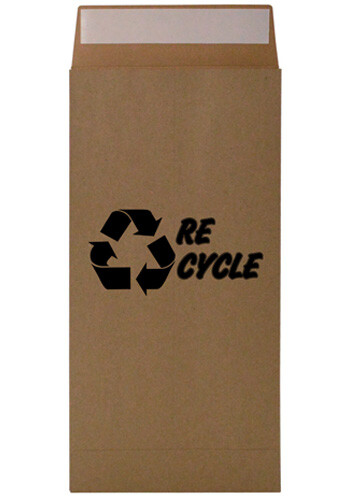 6 x 12 Inch Natural Kraft Mailers| PS7NKM0612NAT