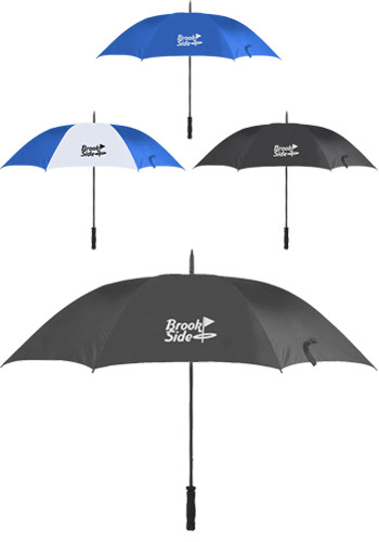 Custom 60-in. Ultra Lightweight Umbrellas