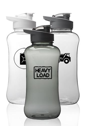 Personalized 60 oz. Athlete Plastic Water Bottles