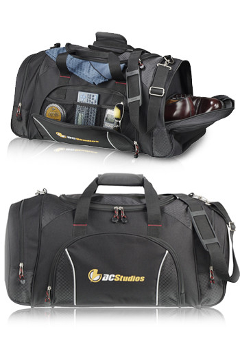 Customized Triton Weekender Carry-All Bags