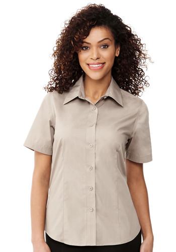 Women's Colter Short Sleeve Dress Shirts | LETM97743