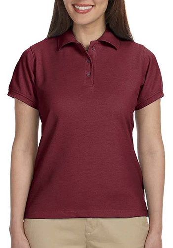 Harriton Ladies' Blend-Tek Polo Shirts | M280W